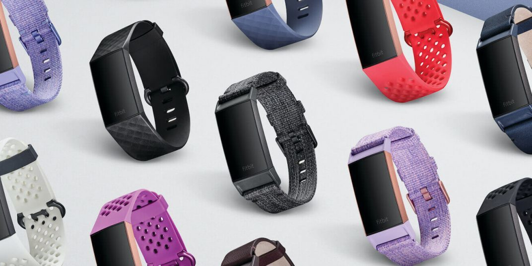 fitbit fitness trackers collection