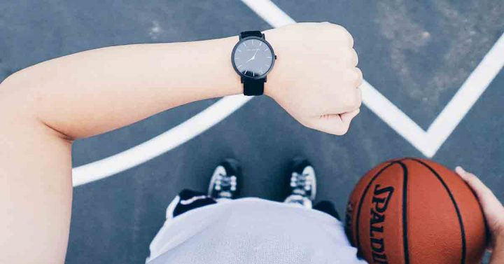 Fitness Trackers for Basketball