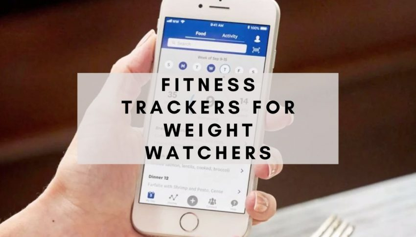 List of Best Fitness Trackers for Weight Watchers